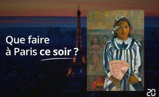 """L'exposition """"Gauguin l'alchimiste"""" dure jusqu'au 22 janvier."""