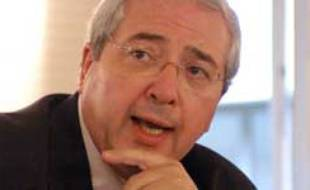 Jean-Paul Huchon, le 1er août 2008.