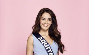 Miss Aquitaine, Carla Bonesso STUDIO MISS FRANCE 2019