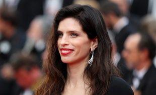 Maïwenn au Festival de Cannes, le 23 mai 2017.