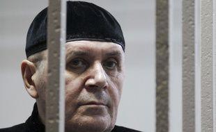 Oïoub Titiev, responsable de l'ONG Memorial, a été condamné en mars 2019 à quatre ans de camp pour détention de stupéfiants.