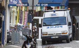 Six policiers Goutte d'Or sont jugés dans une affaire de corruption (illustration).
