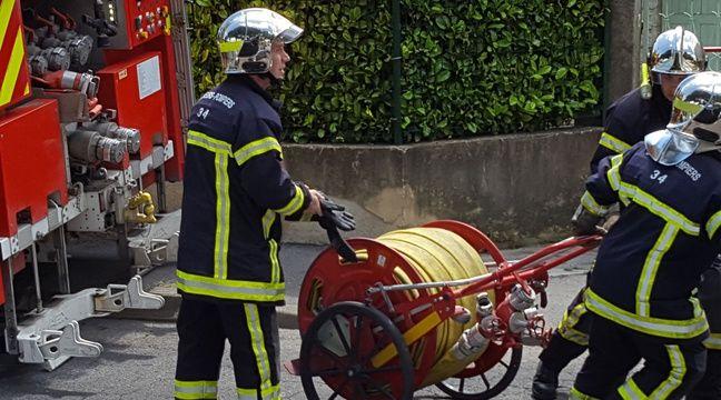 Trois blessés, dont un gravement, dans l'incendie d'une station-service