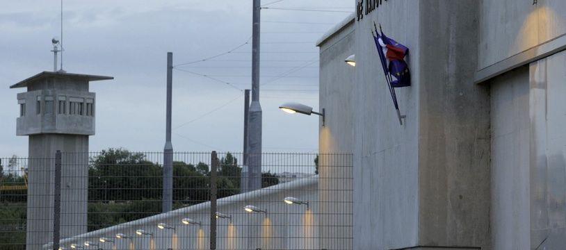 Le centre pénitentiaire de Nancy-Maxéville. (archives)