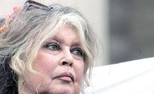 Brigitte Bardot, à Paris en mars 2007.