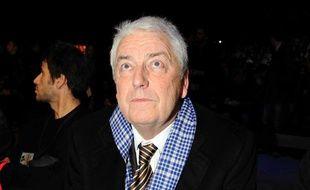 Charles Biétry, à la Halle Carpentier, à Paris, le 2 décembre 2010, lors du combat entre Jean-Marc Mormeck et Timur Ibragimov.
