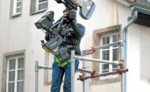 Le tournage de Sherlock Holmes 2.