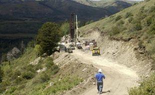 Six mineurs sont coincés après l'effondrement d'une mine dans l'Utah.