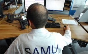 Illustration du SAMU 44