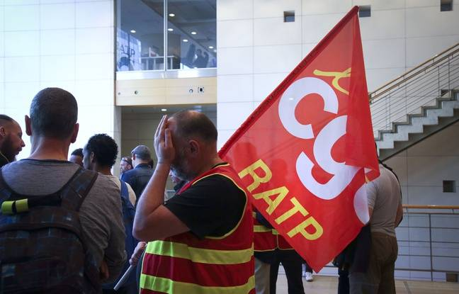 Grève à la RATP: «Ras-le-bol de ce gouvernement qui veut nous faire travailler toujours plus longtemps»