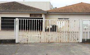 L'école primaire Louis Aragon de Floirac, à la sortie de laquelle deux cousins de 6 et 10 ans ont été interpellés.