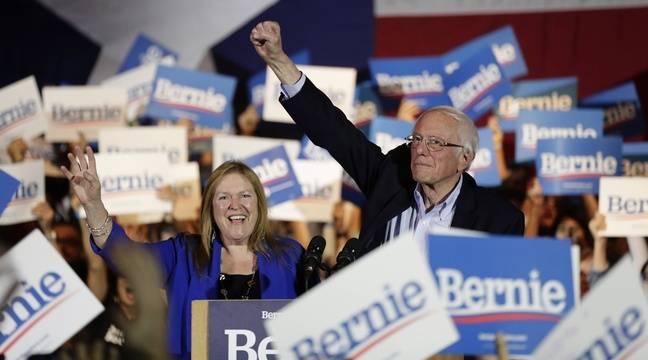 Bernie Sanders gagne la primaire démocrate du Nevada