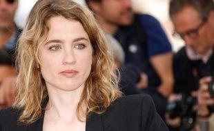 Adèle Haenel au Festival de Cannes.