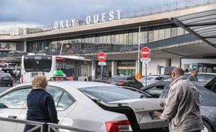 Le terminal Ouest de l'aéroport d'Orly.