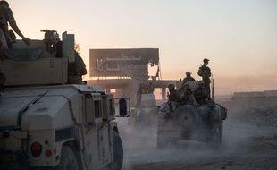 L'armée irakienne. (Illustration)
