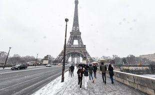 La vague de froid en France ne devrait pas entraîné de coupure de courant