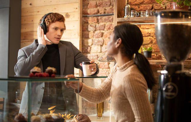 D'un geste, la fonction Quick Attention permet de prendre part à une conversation.
