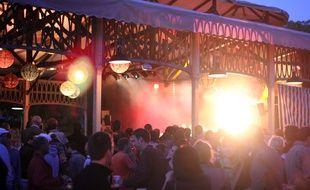 De nombreux événements culturels sont organisés dans le parc du Thabor, à Rennes.