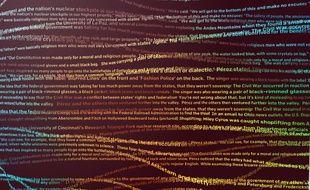 Image d'illustration du logiciel de génération automatique de texte GPT-2.