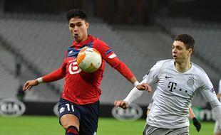 Luiz Araujo et le Losc enchaînent les matchs