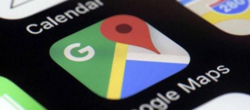 Google Maps: une nouvelle option pour les piétons