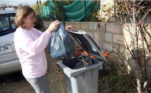 A Castelnau, Isabelle ne sort plus sa poubelle dans la rue qu'une fois par semaine.