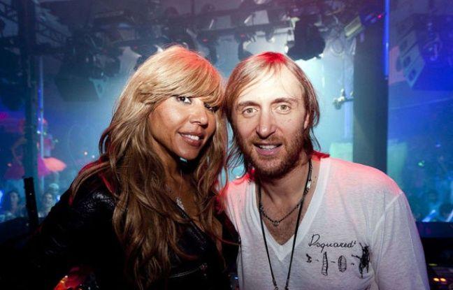 Cathy Guetta Instagram David et Cathy Guetta à Ibiza