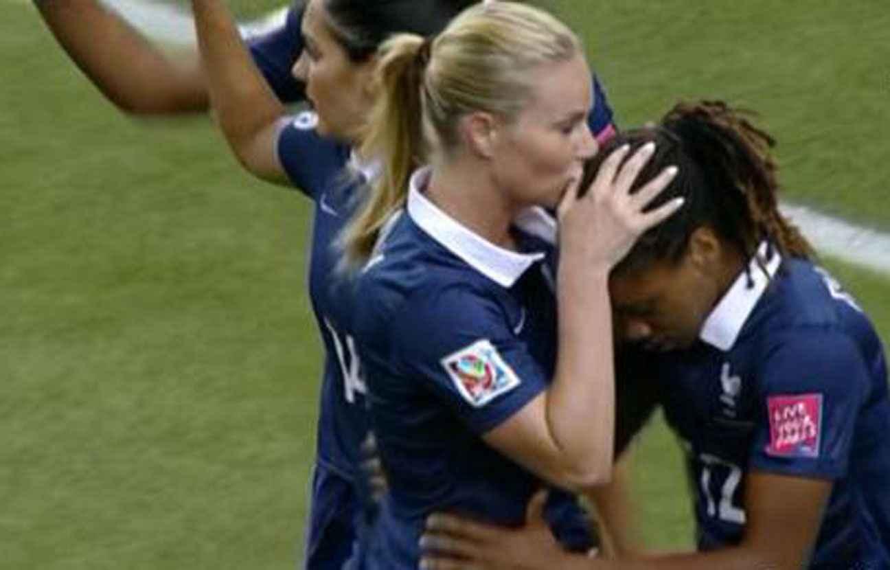 Video coupe du monde f minine la sublime action - Coupe du monde de football feminin ...