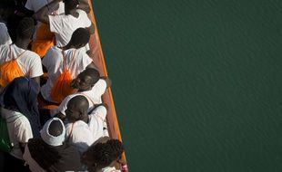 Plus de 30 migrants sont morts samedi 25 novembre 2017 au large des côtes après le naufrage de deux embarcations. Deux-cent ont été secourus.