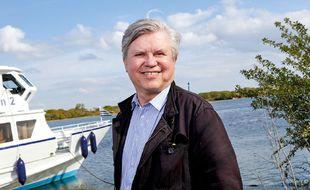Philippe Gloaguen, fondateur du Guide du Routard