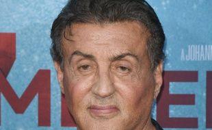 Sylvester Stallone, acteur américain, le 13 août 2019 à Los Angeles