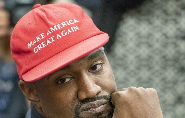 Présidentielle américaine : Kanye West donne officiellement le nom de sa colistière