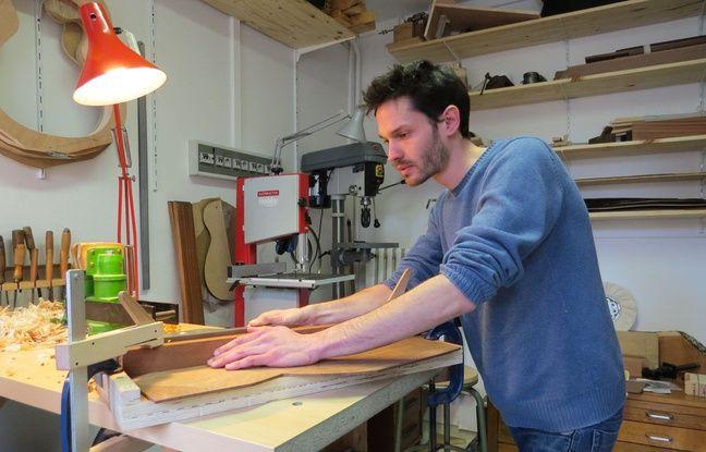 Adrien, luthier