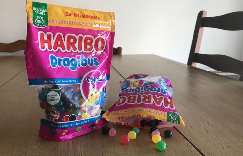 Gard La Marque De Bonbons Haribo A Lance Son Tout Premier Paquet 100 Recyclable