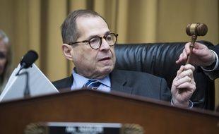 Le démocrate Jerry Nadler est le président de la commission judiciaire de la Chambre des représentants.