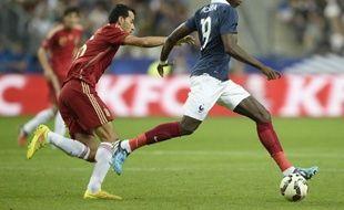Paul Pogba a survolé la rencontre face à l'Espagne, le 4 septembre 2014 à Paris.