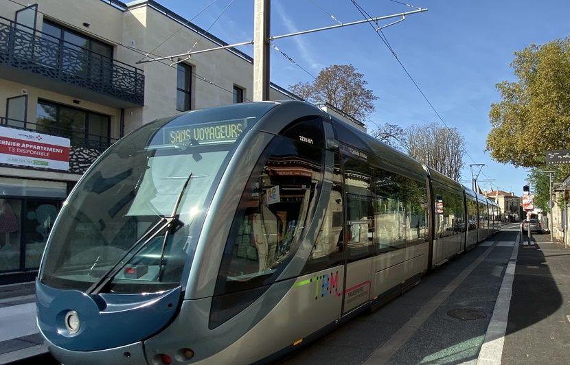 Bordeaux : La ligne D du tram entre enfin (partiellement) en service samedi