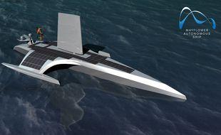 Un navire autonome va traverser l'Atlantique