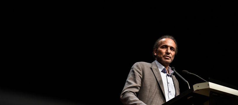 L'islamologue Tariq Ramadan.