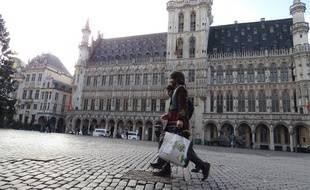 La place de Bruxelles.
