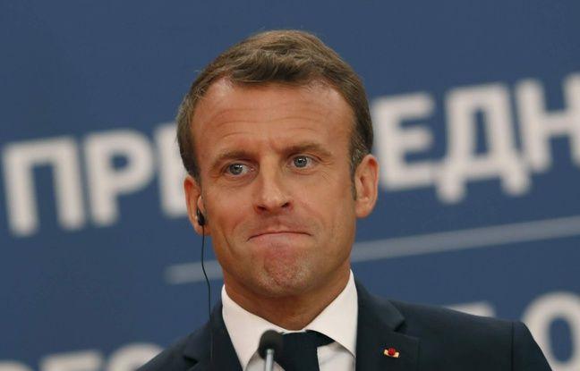 Affaire de Rugy: «J'ai demandé au Premier ministre d'apporter toute la clarté» déclare Macron