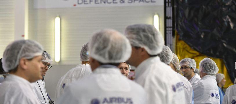 Une opération de  dépistage massif et de vaccination va avoir lieu ce lundi 21 juin sur le site Airbus Defence & Space de Toulouse après la détection d'un cas de variant delta (illustration).