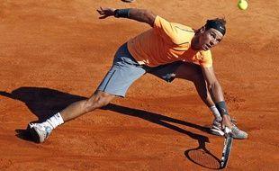 Rafael Nadal face à Stan Wawrinka, le 20 avril 2012
