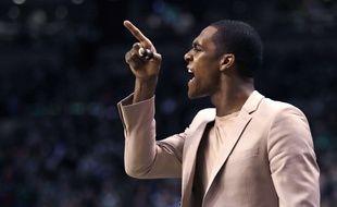 Face à son ancienne équipe des Celtics, Rajon Rondo va devoir supporter ses potes depuis le banc.