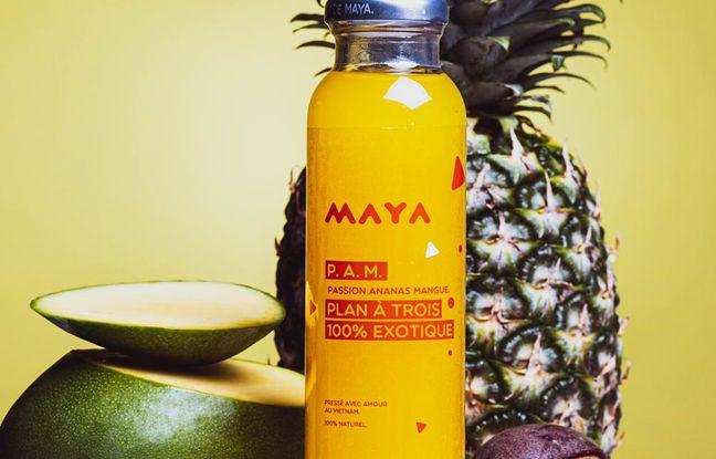La gamme Maya Drink a été imaginée par un Montpelliérain et fabriquée au Vietnam