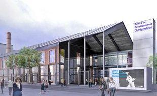 Le centre chorégraphique sera construit sur le site de l'ancienne briqueterie de Gournay, à Vitry-sur-Seine.