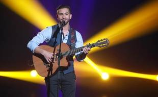 Kendji est The Voice 2014