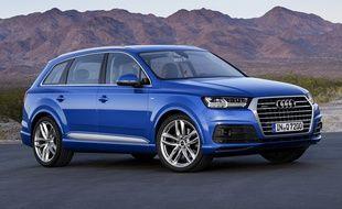 Le nouveau Q7 d'Audi
