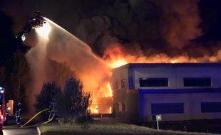 C'est un concurrent nantais qui est à l'origine de l'incendie criminel qui s'est déclenché dans la nuit du 8 au 9 septembre dans les locaux de plusieurs entreprises d'Auzeville.
