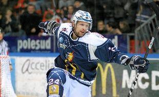 Mitja Sivic est de retour à Grenoble, un an après son départ pour Briançon.